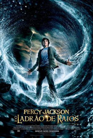 Percy Jackson & the Olympians: The Lightning Thief - Brazilian Style Prints