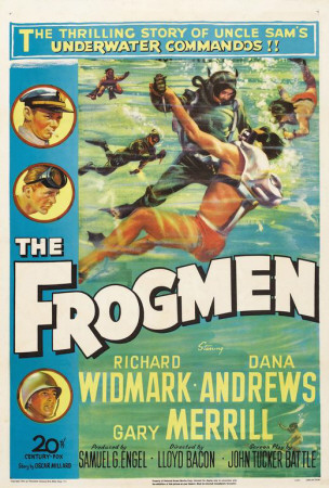 The Frogmen Posters