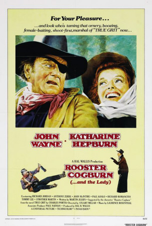 Rooster Cogburn Posters