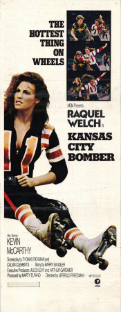 Kansas City Bomber Posters