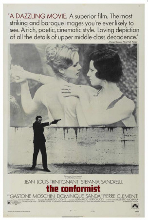 The Conformist Plakat