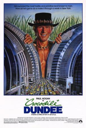 Crocodile Dundee Posters