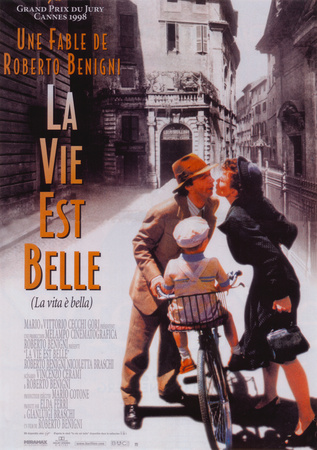 Life is Beautiful - French Style Posters