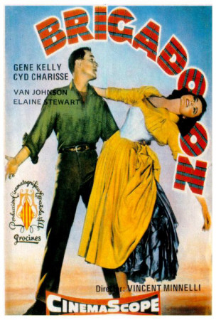 Brigadoon - Spanish Style Posters