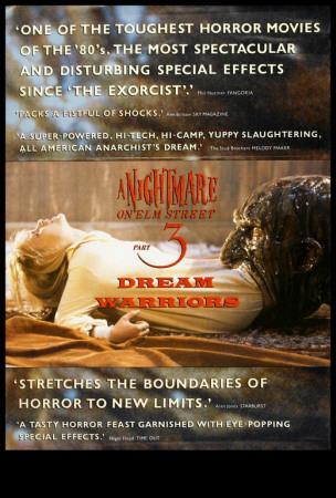 A Nightmare on Elm Street 3: Dream Warriors - UK Style Fotografía