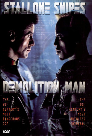 Demolition Man Print