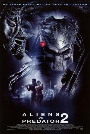 Aliens Vs. Predator: Requiem Prints