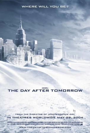 The Day After Tomorrow Posters