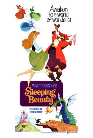 Sleeping Beauty Prints