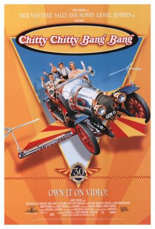 Chitty Chitty Bang Bang Prints