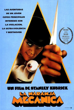 A Clockwork Orange - Spanish Style Posters