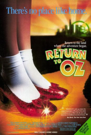 Return to Oz Posters