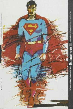 Superman 3 - Polish Style Prints