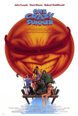 One Crazy Summer Poster