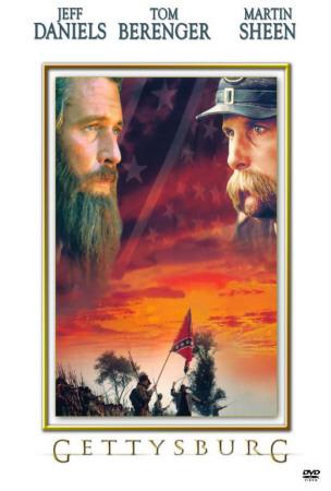 Gettysburg affiche