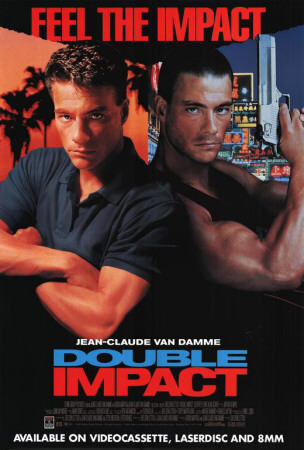 Double Impact Posters