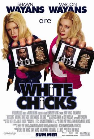 White Chicks Prints