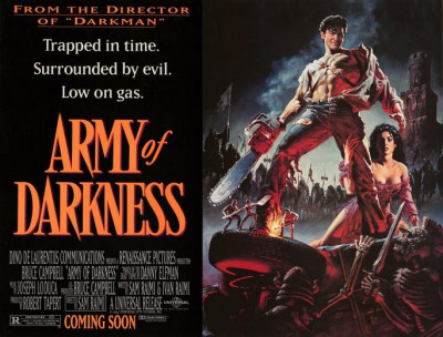 Army of Darkness - Evil Dead III Poster