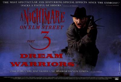 A Nightmare on Elm Street 3: Dream Warriors Láminas