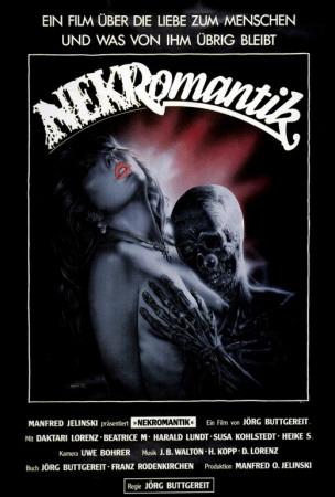 Nekromantik - German Style Posters