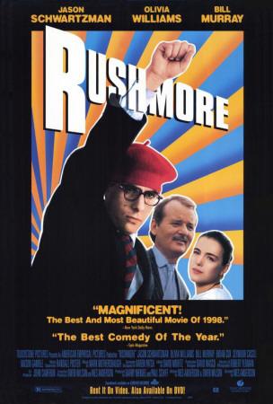 Rushmore Posters