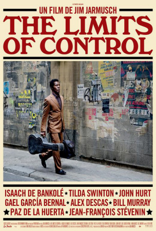 The Limits of Control - French Style Posters