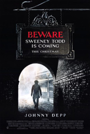 Sweeney Todd: The Demon Barber of Fleet Street Posters