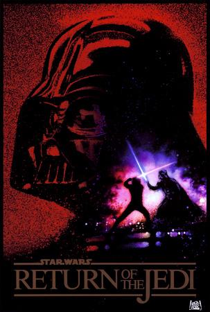 Return of the Jedi Prints