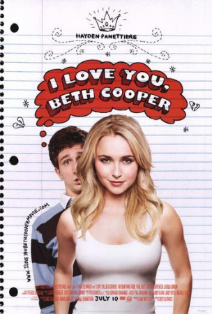 I Love You, Beth Cooper Posters