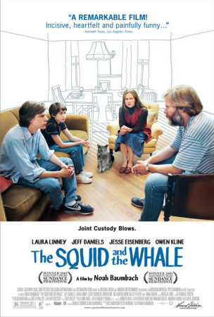 The Squid and the Whale Prints