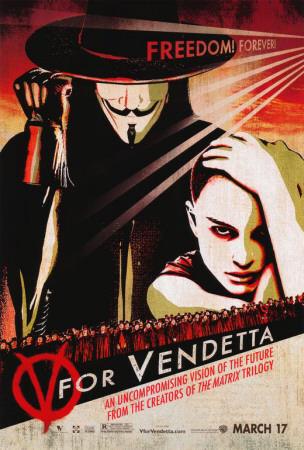 V for Vendetta Posters