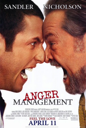 Anger Management Posters