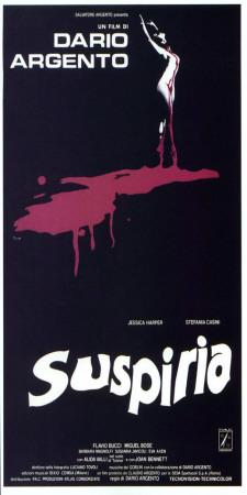Suspiria - Italian Style Posters