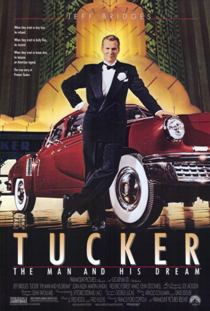 Tucker: The Man and His Dream Posters