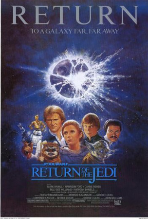 Return of the Jedi Posters