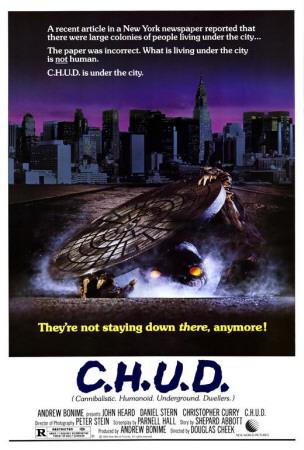 C.H.U.D. Posters