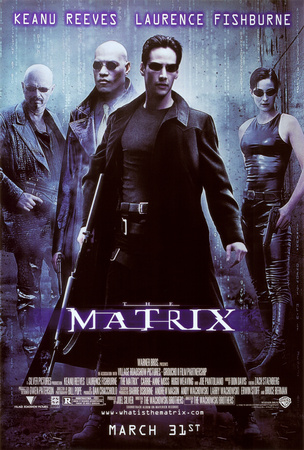 The Matrix Plakater