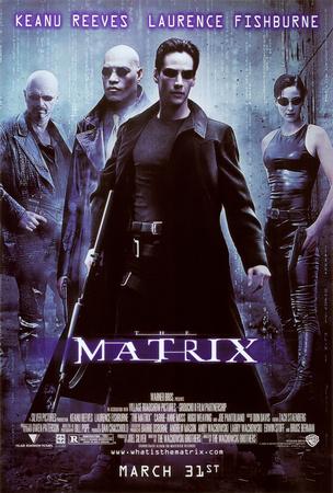 The Matrix Affischer
