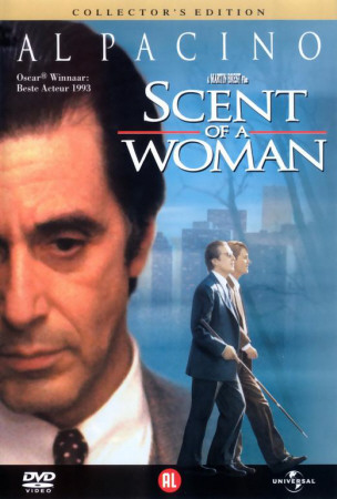 Scent of a Woman - Dutch Style Poster