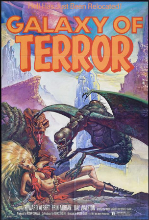 Galaxy of Terror Posters