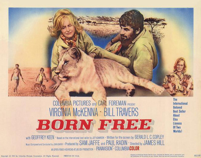 Born Free -  Style Posters