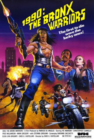 1990: The Bronx Warriors Prints