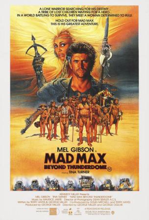 Mad Max Beyond Thunderdome Prints