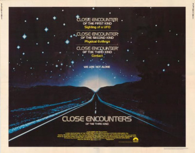 Close Encounters of the Third Kind -  Style Print