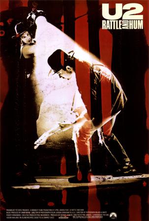 U2 Rattle & Hum Print