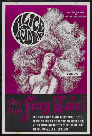 Alice in Acidland Prints