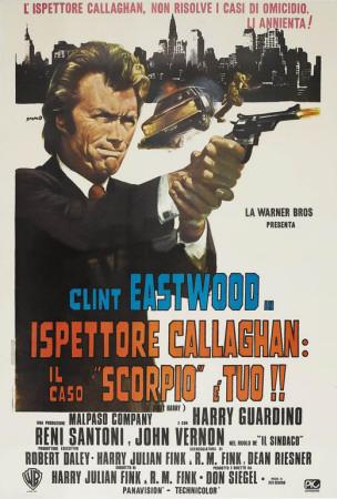 Ispettore Callaghan - Il Caso Scorpio E Tuo (1971) .Avi BDRip AC3 - ITA