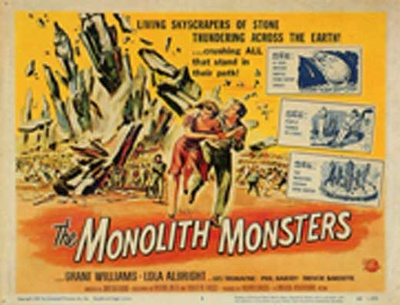 The Monolith Monsters Masterprint
