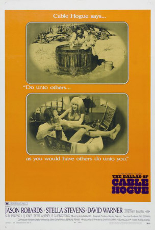 The Ballad of Cable Hogue Posters