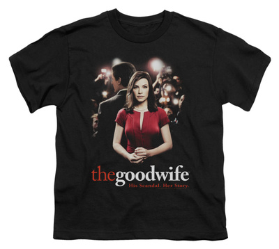 Youth: The Good Wife-Bad Press T-Shirt